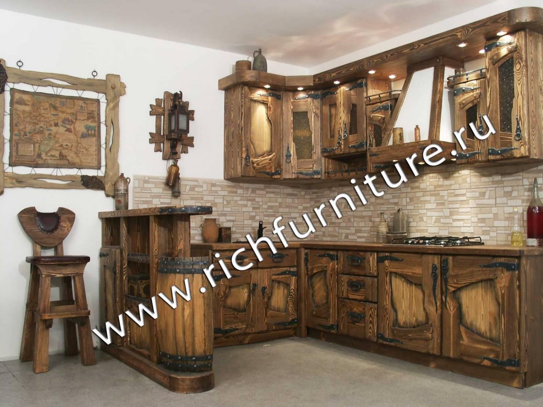 высокие навесные шкафы на кухне удобно ли